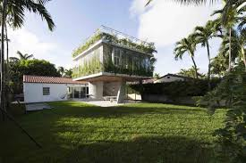 a restaurateur u0027s mythical home in miami follows the path of the