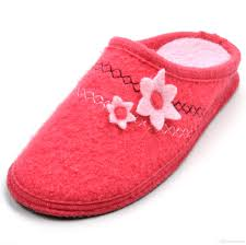 2017 le kapmoz womens boiled wool house slippers cozy winter warm