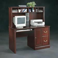 Sauder Registry Row Desk Computer Armoire Desk Sears Type Yvotube Com