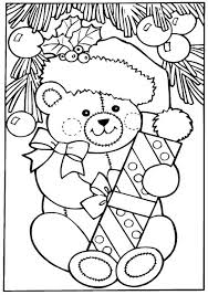 26 25 free christmas coloring pages images
