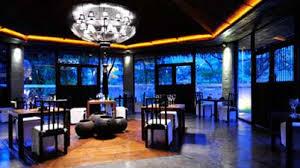 The Circular Dining Room by The Dining Room Villa Samadhi Kuala Lumpur