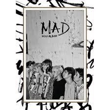 vertical photo album got7 mini album mad vertical version ebay