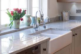belfast sink kitchen bespoke shaker oak kitchen treske kitchens lentine marine 36473
