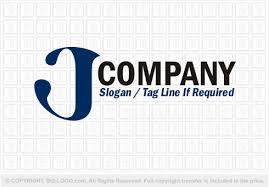 fancy letter j logo