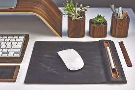Custom Desk Accessories by Re Style Your Workspace W This Designer Desk Collection