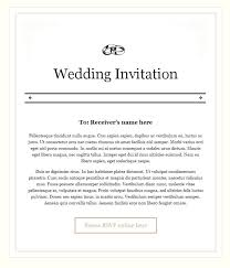 sle of wedding invitation wedding invitation card format for office colleagues popular