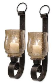 home interior wall sconces 10 candle wall sconces set of 2 set of 2 rustic jar wall