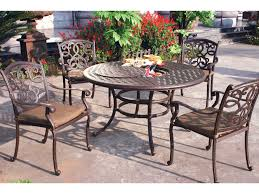 Darlee Patio by Darlee Outdoor Living Series 30 Cast Aluminum Antique Bronze 52