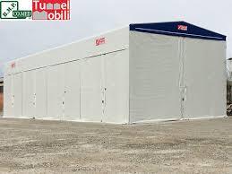 capannoni mobili capannoni retrattili in pvc coperture mobili in cania