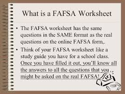 how do i qualify for federal financial aid by filing fafsa free