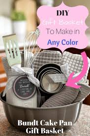 kitchen gift baskets diy gift idea for great present for s day if your