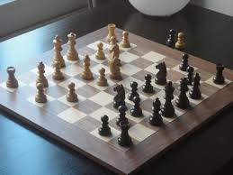 post a picture of your favourite chess set pieces and board
