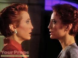 bajoran earring trek space nine major nerys bajoran earring