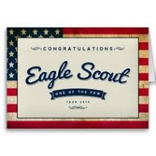 thank you sponsor eagle scout greeting card universe awesome