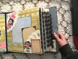 large photo album 11x11 not so mini scrapbook album family genealogy based on my