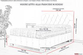 Letto King Size Dimensioni by Misure Letto Matrimoniale La Scelta Giusta Per Il Design Domestico
