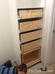 Fresh Diy Closet Organizers Canada Roselawnlutheran by Thrift Wood Storage Drawers For Closets Roselawnlutheran