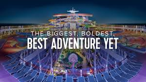 harmony of the seas best biggest new ship royal caribbean intl