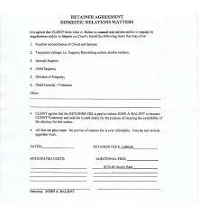 Child Support Letter Agreement Beware Of Attorney John Balent