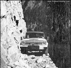 narrow picture ledge jeep off roading narrow mountain ledge