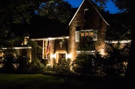 Landscape Lighting Installers Their All New Landscape Lighting Design Helped These Akron Ohio