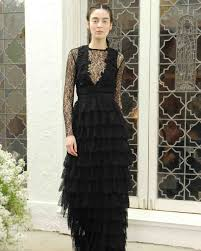 black wedding dress chic black wedding dress for the edgy martha stewart weddings