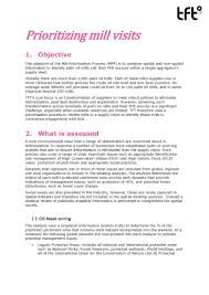 objectives of financial statement analysis library wilmar international prioritizing mill visits
