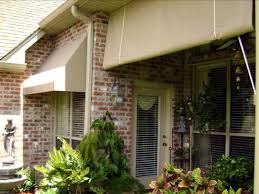 Roll Up Window Awnings Outdoor Roll Up Shades La Custom Awnings