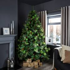 7ftstmas tree ft prelit slim led storage mazon7 7ft