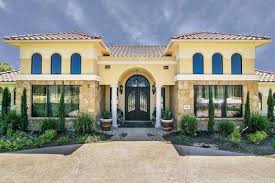 mediterranean house plans with photos mediterranean house plan with beautifully balanced facade