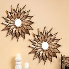Mirrored Wall Decor by Mirrors Decoration On The Wall How To Make Nice Looking Mirror