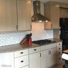 Porcelain Tile Installation Backsplash How To Best Installation Kitchen Backsplash Glass