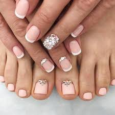 Toe And Nail Designs 50 Toe Nail Designs To Go Naildesignsjournal Com