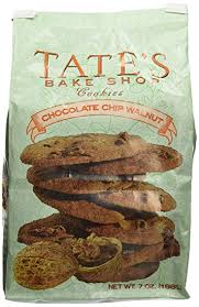 where to buy tate s cookies tate s bake shop cookies chocolate chip walnut 7 oz