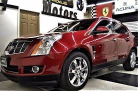 cadillac suv 2010 2010 cadillac srx awd performance collection 4dr suv in roseville
