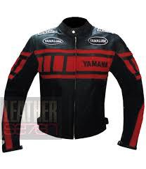 red leather motorcycle jacket yamaha 0120 red jacket cowhide motorbike leather jacket