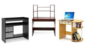 5 Furinno Boyate Computer Desk With Bookshelf Furinno