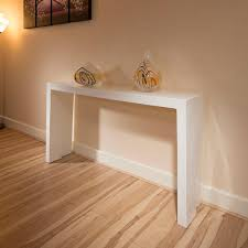 White Hallway Table Contemporary White Hallway Table Stabbedinback Foyer Caring