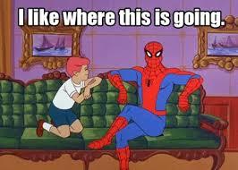 1960s Spiderman Meme - the best of 60s spider man meme