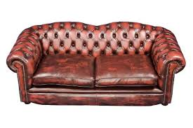 Leather Chesterfield Sofa For Sale Braunton Style Leather Chesterfield Sofa Buy In Uae