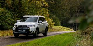 2017 mitsubishi outlander sport brown mitsubishi outlander review carwow