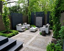 Backyard Privacy Ideas Amazing Backyard Screening Ideas Modern Backyard Patio With Great