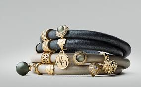 leather bracelet with charms images 12 jewelry trends for 2015 5 new leather bracelets with charms jck jpeg