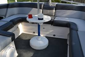 backyard accessories boat table aughog products ahp outdoors the best in beach and