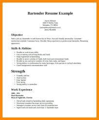 bartending resume exle free bartender resume templates sterile processing resume sle