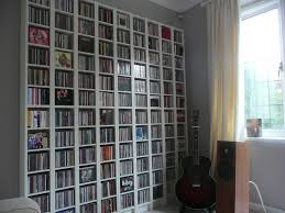 unique creative dvd storage solutions 16 about remodel home design