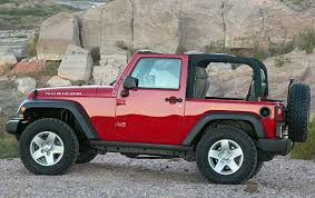 2007 Jeep Wrangler Information And Photos Zombiedrive