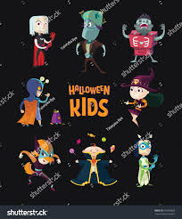 halloweenchildren halloween costume halloween kids superhero stock