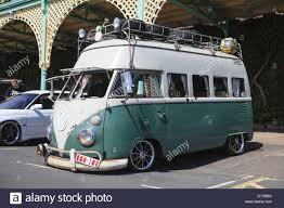 volkswagen minivan 1960 old camper van stock photos u0026 old camper van stock images alamy