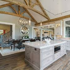 Walk In Play Kitchen by New Parkside Model Home Prestige Homes Luxury Home Builders